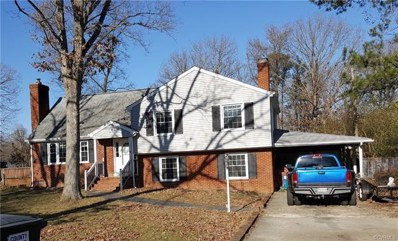 5332 W Rock Spring Drive, North Chesterfield, VA 23234 - MLS#: 1801568