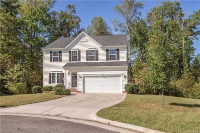 7112 Lavender Lane, Chesterfield, VA 23120 - MLS#: 1801674