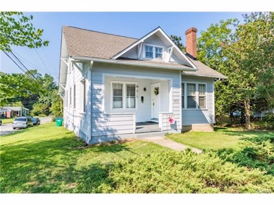 4713 Central Avenue, Richmond, VA 23231 - MLS#: 1801965