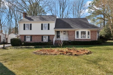 1506 Timbercrest Lane, Henrico, VA 23238 - MLS#: 1802777