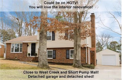 11411 Homestead Lane, Henrico, VA 23238 - MLS#: 1803380