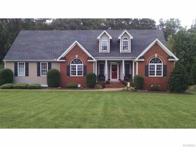 418 Walthall Crest Court, Colonial Heights, VA 23834 - MLS#: 1803382