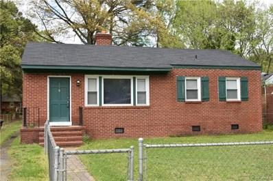 5604 Heywood Road, Richmond, VA 23224 - MLS#: 1804389