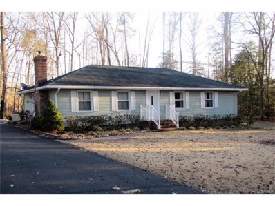 6635 Forest Drive, Quinton, VA 23141 - MLS#: 1804581