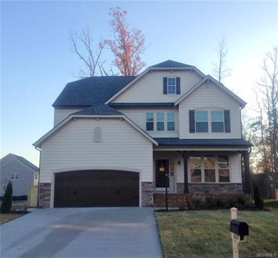 8207 Hartridge Drive, Chesterfield, VA 23832 - MLS#: 1805106