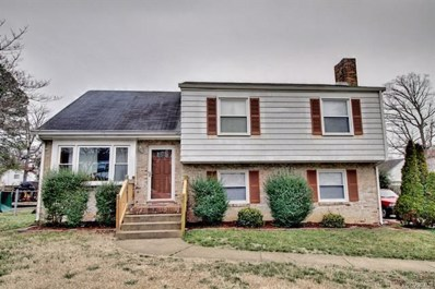 6001 Slumber Lane, North Chesterfield, VA 23234 - MLS#: 1805322