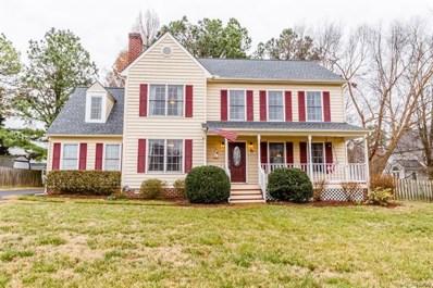 9085 Jeans Grove Lane, Mechanicsville, VA 23116 - MLS#: 1805346