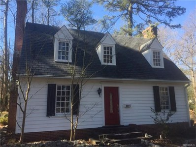 1706 Powhatan Avenue, Petersburg, VA 23805 - MLS#: 1805466