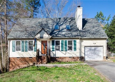 2543 Providence Creek Road, North Chesterfield, VA 23236 - MLS#: 1805668