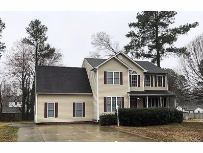 1701 Saddlehorse Place, Henrico, VA 23231 - MLS#: 1805753