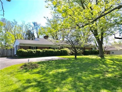 135 Red Hill Road, Orange, VA 22960 - MLS#: 1805772