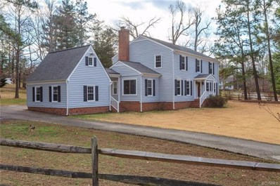 11023 Swayback Lane, Mechanicsville, VA 23116 - MLS#: 1806045