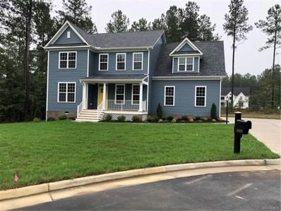 16607 Burridge Place, Chesterfield, VA 23832 - MLS#: 1806980