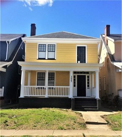 3022 Garland Avenue, Richmond, VA 23222 - MLS#: 1807199