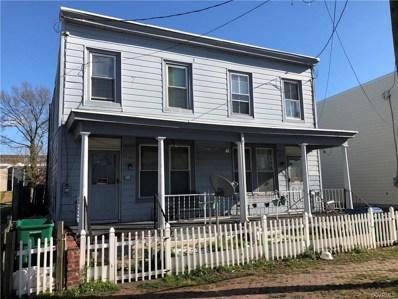 1119 N 27TH Street, Richmond, VA 23223 - MLS#: 1807253