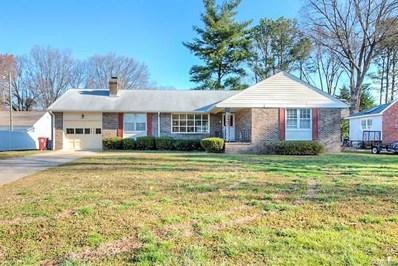 1314 Elmwood Drive, Colonial Heights, VA 23834 - MLS#: 1808390