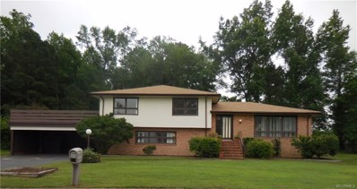 21329 Sparta Drive, South Chesterfield, VA 23803 - MLS#: 1808578