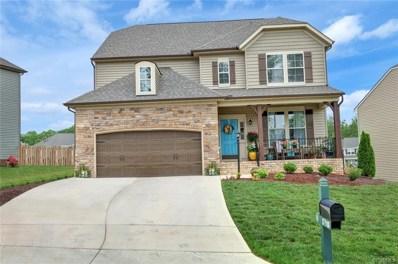 17518 Ruby Lake Terrace, Moseley, VA 23120 - MLS#: 1808884