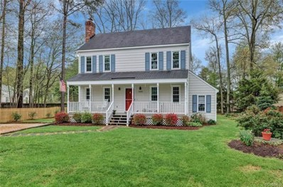 1605 S Red Lion Court, North Chesterfield, VA 23235 - MLS#: 1809055