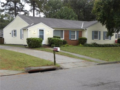 113 Princeton Road, Colonial Heights, VA 23834 - MLS#: 1809127