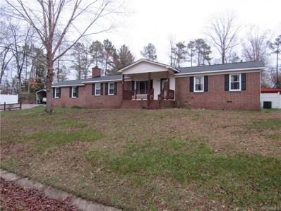 9531 Shamrock Drive, North Chesterfield, VA 23237 - MLS#: 1809156
