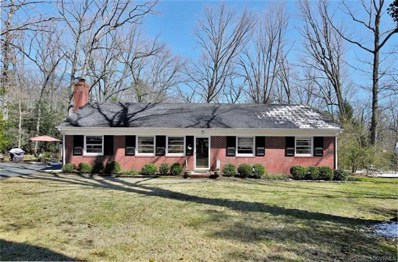 8166 Brown Road, Chesterfield, VA 23235 - MLS#: 1810008