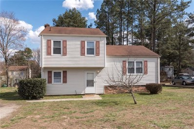 409 Marbleridge Road, North Chesterfield, VA 23236 - MLS#: 1810160