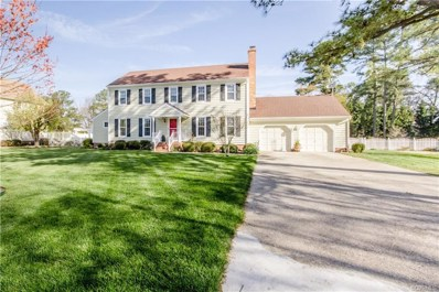 4524 Courtland Drive, Colonial Heights, VA 23834 - MLS#: 1810332