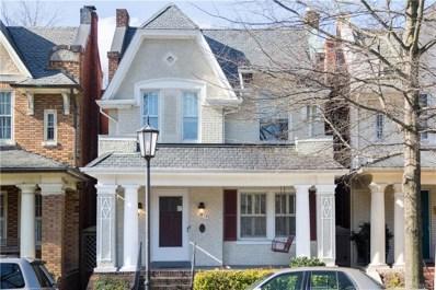 3219 Monument Avenue, Richmond, VA 23221 - MLS#: 1810342