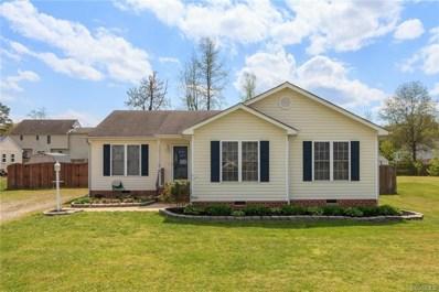 421 Green Hollow Lane, Sandston, VA 23150 - MLS#: 1810643