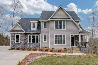 2216 French Hill Terrace, Powhatan, VA 23139 - MLS#: 1810663