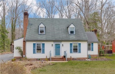 8024 Millvale Road, Chesterfield, VA 23832 - MLS#: 1810670