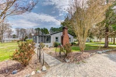 173 Rockingham Road, Dunnsville, VA 22454 - MLS#: 1810808