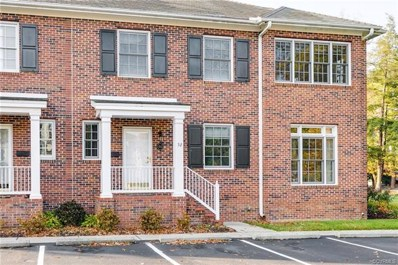52 E. Lock UNIT 52, Richmond, VA 23226 - MLS#: 1811075