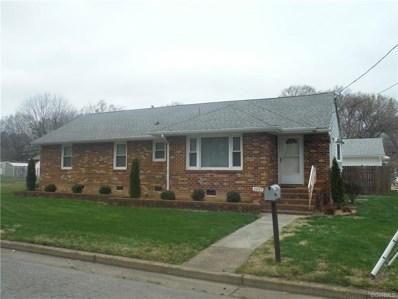 2901 Johnson Street, Hopewell, VA 23860 - MLS#: 1811450
