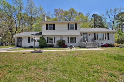 21325 Sparta Drive, South Chesterfield, VA 23803 - MLS#: 1811506