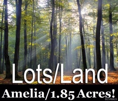 1.85 Acres Archers Creek, Amelia, VA 23002 - MLS#: 1811845