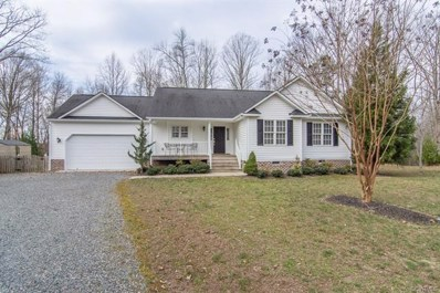 109 Pleasant Grove Court, Aylett, VA 23009 - MLS#: 1812018