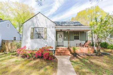 1702 Carter Street, Richmond, VA 23220 - MLS#: 1812189