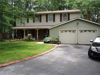 10503 Moorwood Ridge Circle, Chesterfield, VA 23236 - MLS#: 1812211