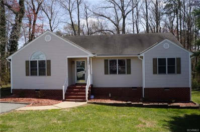 7106 Pony Cart Drive, North Chesterfield, VA 23225 - MLS#: 1812883