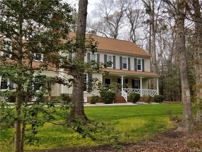 5800 Deep Forest Road, North Chesterfield, VA 23237 - MLS#: 1813107
