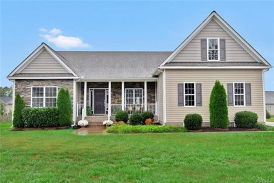 3815 Mill Mount Drive, Powhatan, VA 23139 - MLS#: 1813231