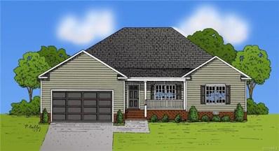 8105 Castle Grove Drive, Mechanicsville, VA 23111 - MLS#: 1813336