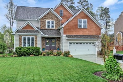 9201 Sir Britton Drive, Chesterfield, VA 23832 - MLS#: 1813367