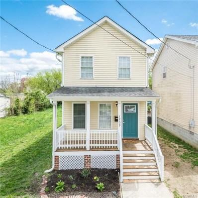1709 N 28TH Street, Richmond, VA 23223 - MLS#: 1813488