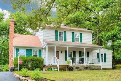 110 Natural Bridge Court, Chesterfield, VA 23236 - MLS#: 1813848