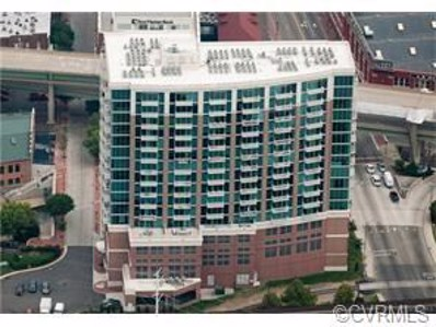 301 Virginia Street UNIT U1605, Richmond, VA 23219 - MLS#: 1813908