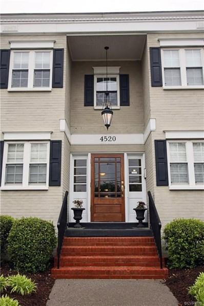 4520 Grove Avenue UNIT 4, Richmond, VA 23221 - MLS#: 1813969