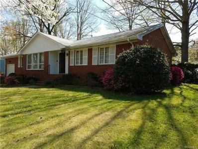 206 Homestead Drive, Colonial Heights, VA 23834 - MLS#: 1814041